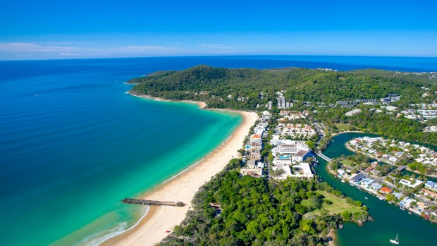 Noosa Heads - the destination for our 2018 Charity Long Distance Ride