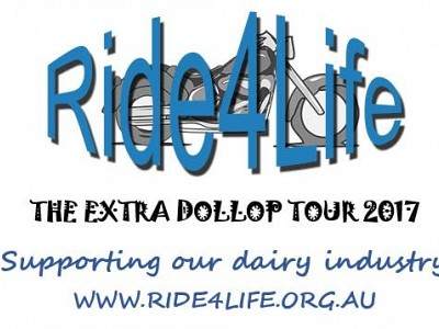The Extra Dollop Tour